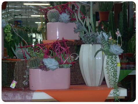 Composizioni e oggettistica garden idea for Sia oggettistica
